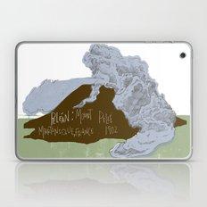 Pelean Volcanic Eruption Laptop & iPad Skin