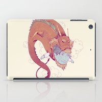 Dreamt I Could Fly iPad Case