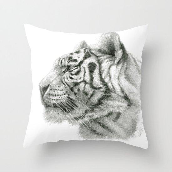 Tiger G2012-048 Throw Pillow
