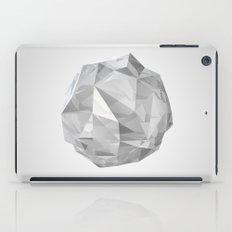white crystal iPad Case