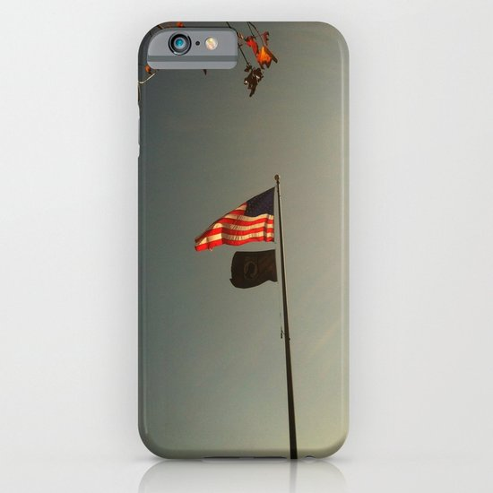 Freedom Flag iPhone & iPod Case