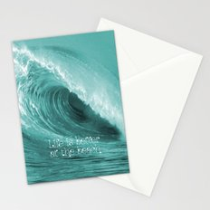 Better at the Beach Stationery Cards