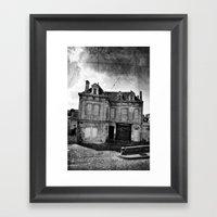 MaiSon HanTée... Framed Art Print