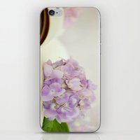 Every Flower Tells A Story iPhone & iPod Skin
