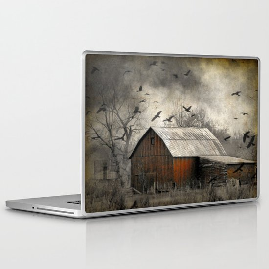 The Strangest Of Days Laptop & iPad Skin
