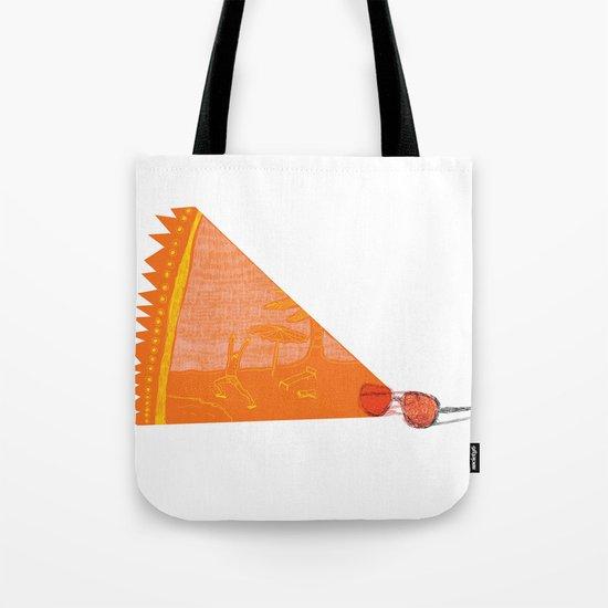 I see summer  Tote Bag