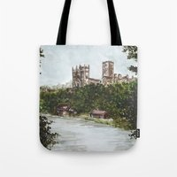 Durham View Tote Bag