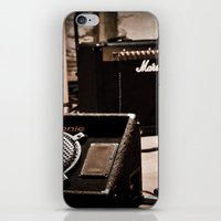 Indie Rock Show iPhone & iPod Skin