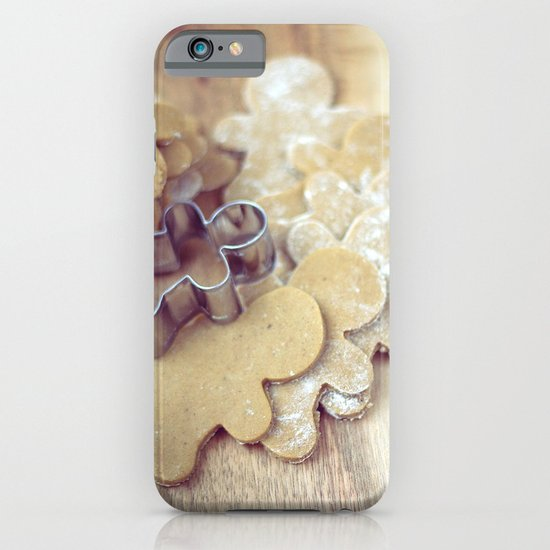 The Gingerbread People iPhone & iPod Case