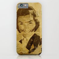 The Bearded Woman iPhone 6 Slim Case