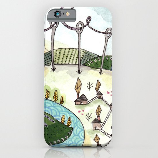 Countryside iPhone & iPod Case