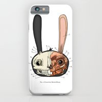 Visible Floating BunnyHead iPhone 6 Slim Case
