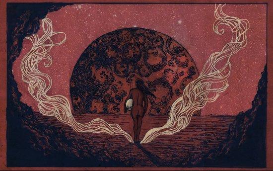 """After the Disco"" - Matthew Vidalis Art Print"