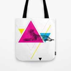 HYPSTER TYGER Tote Bag