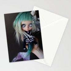 LITTLE MARINERITA SIREN (Ooak BLYTHE Doll) Stationery Cards