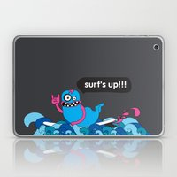 Surf's Up!!! Laptop & iPad Skin