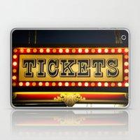 Tickets Laptop & iPad Skin
