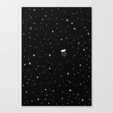 The universe Canvas Print