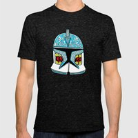 Celtic Clone Trooper Mens Fitted Tee Tri-Black SMALL