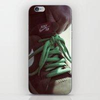 Kicks iPhone & iPod Skin