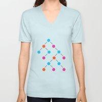 Binary Search Tree   Comp Sci Series Unisex V-Neck