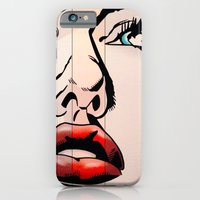 iPhone & iPod Case featuring Pop 3 - for iphone by Simone Morana Cyla