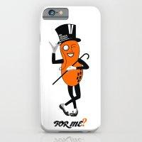An Orange Peanut iPhone 6 Slim Case