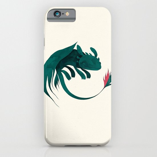 toothless iPhone & iPod Case