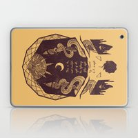 The Lightning Filled Nig… Laptop & iPad Skin