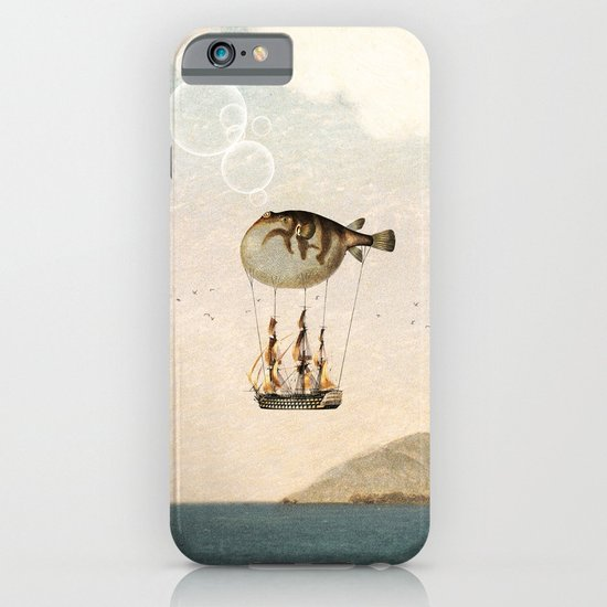 The Big Journey iPhone & iPod Case