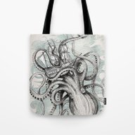 Tote Bag featuring The Baltic Sea by David Fleck