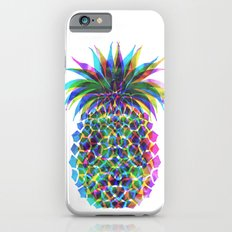 Pineapple CMYK Slim Case iPhone 6s