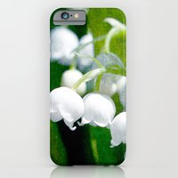 iPhone & iPod Case featuring Lily of Peace by Tara Steffen Fotos