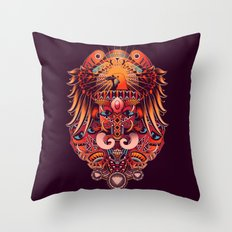 The Beauty of Papua Throw Pillow