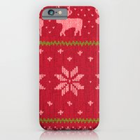 Winter Lovers Christmas iPhone 6 Slim Case