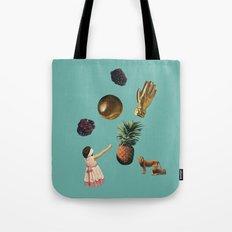 GOALS Tote Bag