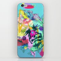 Notes On Sincerity iPhone & iPod Skin