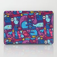 Mo' Monsters Mo' Problem… iPad Case