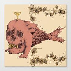 Tinkerfish Canvas Print