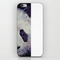 Baby Panda iPhone & iPod Skin