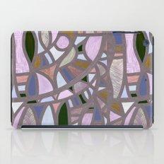 The texture of twilight iPad Case