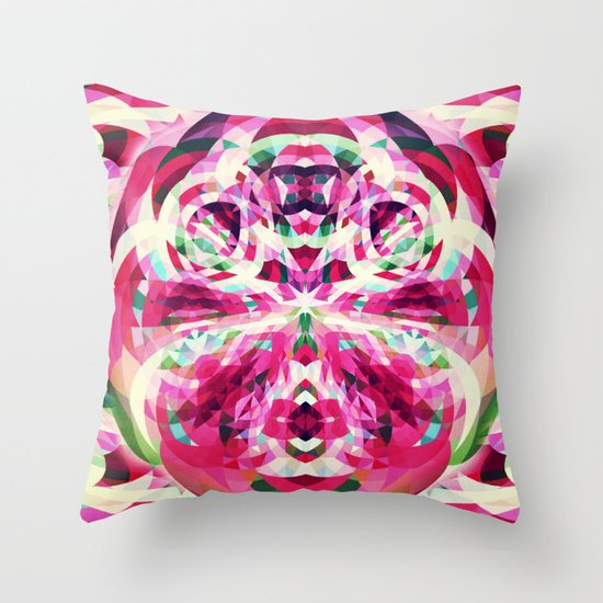 A Rose Is A Rose..... Throw Pillow