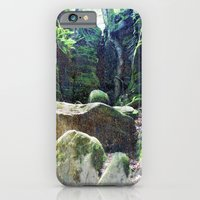 iPhone & iPod Case featuring natura 3 by Mina Teslaru