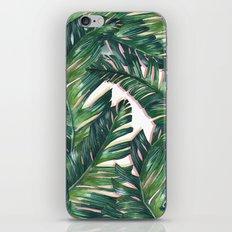 banana leaf 3 iPhone & iPod Skin