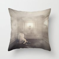 The Dreaming Room Throw Pillow