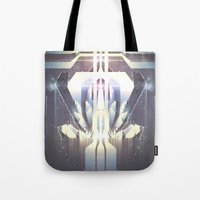 Crystal Eye Tote Bag