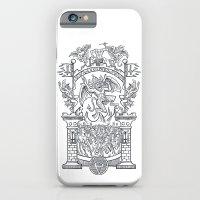 Satanic Rock iPhone 6 Slim Case