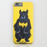 Bear As Bat Man -