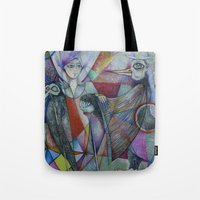 The Sacred Place Tote Bag