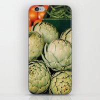 Saturday Market iPhone & iPod Skin
